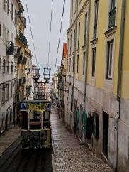 Le fameux tramway