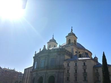 Basilica de San Francisco el Grande 1