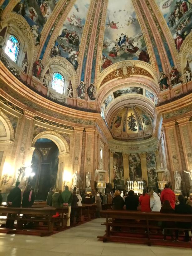 Basilica de San Francisco el Grande 3