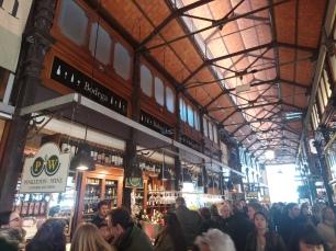 L'intérieur du Mercado