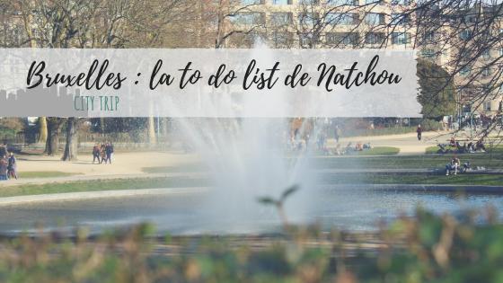 Bruxelles par Where is Natchou